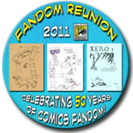 Fandom Reunion at Comic-Con International in San Diego!